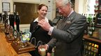 Prince of Wales at Hawkshead Brewery in Cumbria