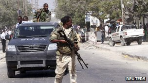 Unrest in Somalia