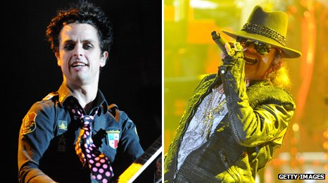 Green Day, Chris Rock, Bette Midler, CAROLE KING Among Presenters for 2012 ...