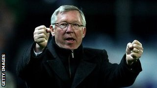 Sir Alex could be at Ayr to cheer on his horse