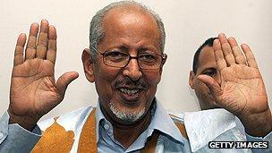 Ex-president Sidi Ould Cheikh Abdallahi