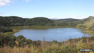 Lake Matsaborimena