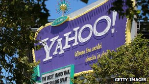Yahoo sign in San Francisco