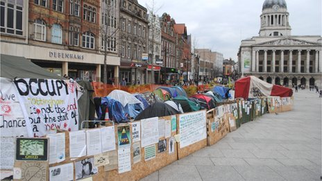 Occupy Nottingham