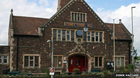 Lydney Town Hall