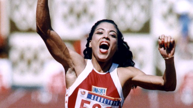 Florence Griffith-Joyner