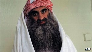 Khalid Sheikh Mohammed has claimed responsibility for planning the 9/11 attacks