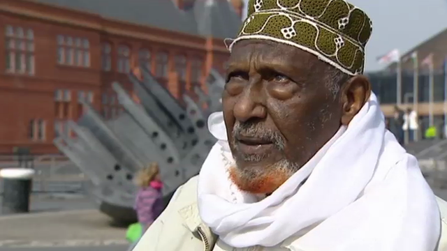 Falklands War veteran Mohammed Adam Ahmed