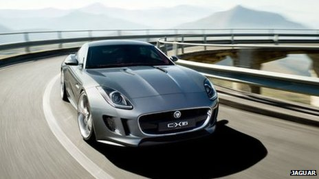Sport  Types on Bbc News   Jaguar To Build New F Type Sports Car In Birmingham