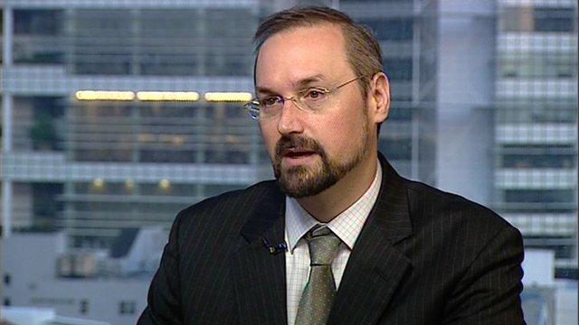 Tony Nash from IHS Global Insight