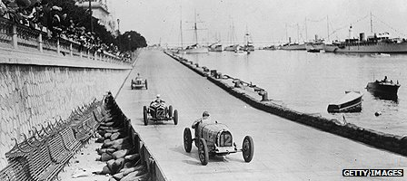Monaco Grand Prix in 1934