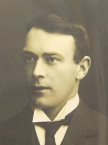 Thomas Andrews - designer of the Titanic