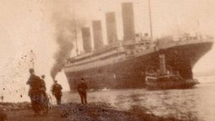 As it is nearly 100 years since the Titanic sank, it will soon be protected under a UN convention