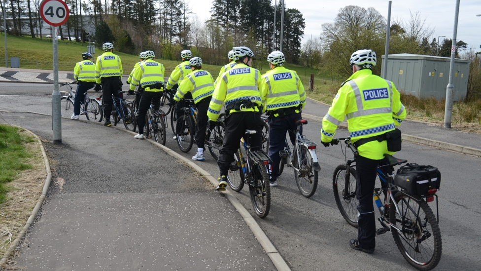 Friday Caption Contest: Highly Visible Policing Edition