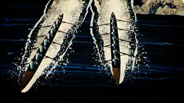 BBC's Boat Race trailer