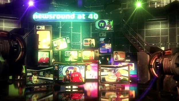 Newsround at 40 graphic