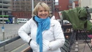 Fern Britton in Preston