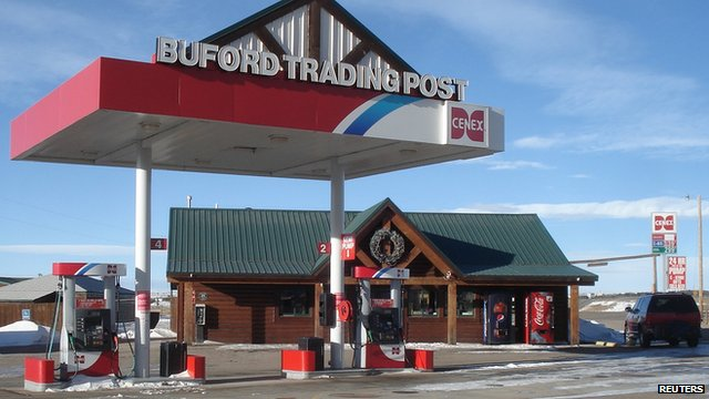 convenience store and petrol station in Buford
