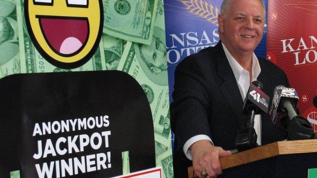 Dennis Wilson, Eexecutive Director, Kansas Lottery