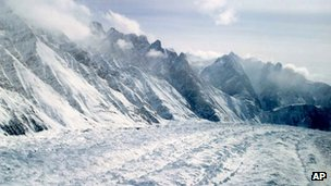 Siachen glacier