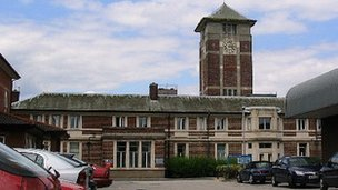 Trafford General Hospital