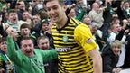Charlie Mulgrew scored for Celtic