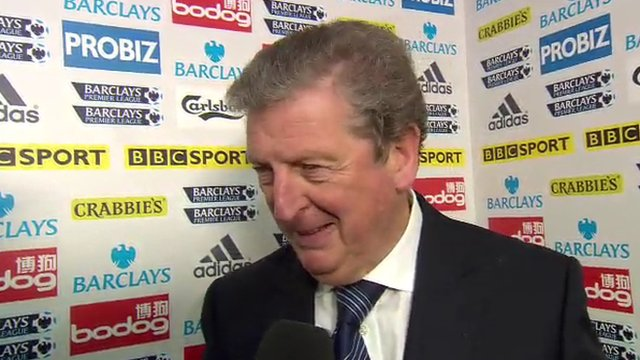 West Brom boss Roy Hodgson