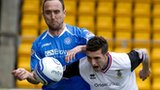 Lee Croft and Graeme Shinnie
