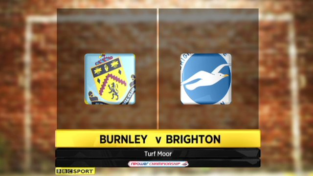 Burnley 1-0 Brighton