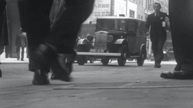 Soho in the 1950s