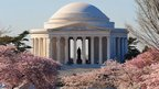 The Thomas Jefferson Memorial. Image courtesy of Karen Bleier/AFP