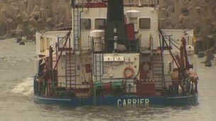 MV Carrier