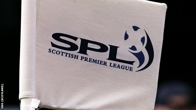 Scottish Premier League clubs will meet at Hampden on 12 April