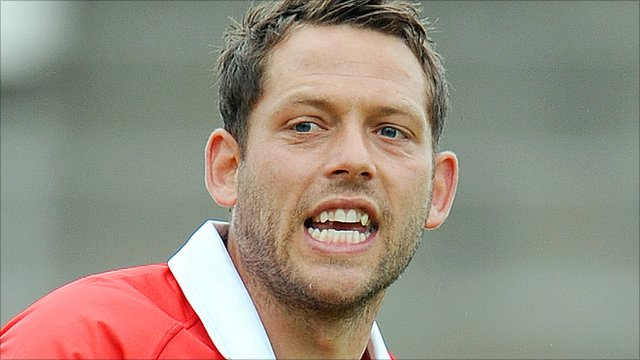 Accrington Stanley assistant manager Leam Richardson