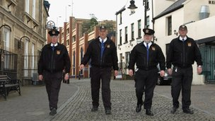 Town wardens