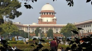 India&#039;s Supreme Court