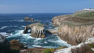 Land's End (pic Chris B)