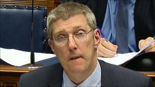 Education Minister John O&#039;Dowd