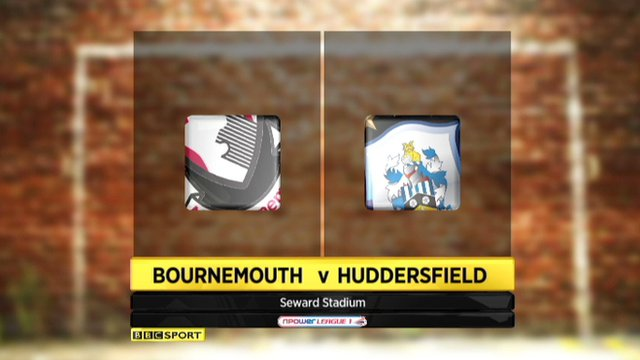 Highlights - Bournemouth 2-0 Huddersfield