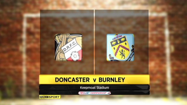 Highlights - Doncaster 1-2 Burnley