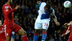 Blackburn striker Yakubu
