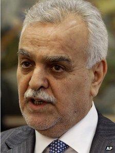 Tariq al-Hashemi (23 December 2011)