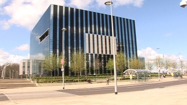 Corby Cube