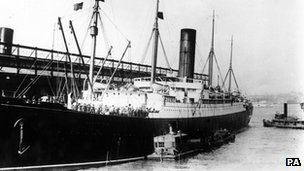 SS Carpathia 