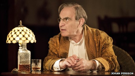 David Suchet in Long Day&#039;s Journey into Night (photo: Johan Persson)