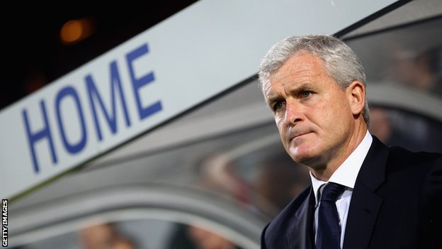 Mark Hughes has won four of his 13 league matches in charge of QPR