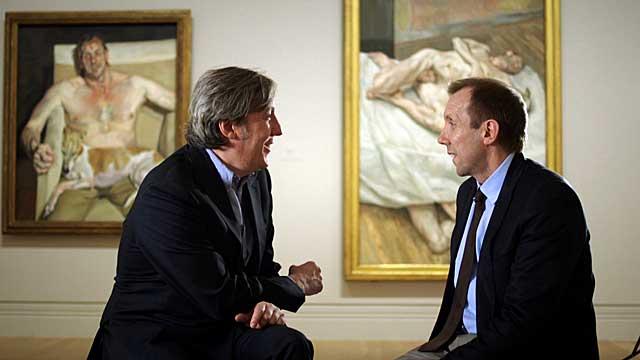 Graham Dixon with David Dawson