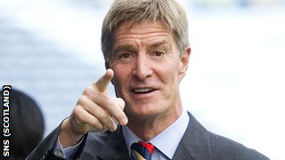 Former Scotland and Rangers defender Richard Gough
