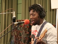 Kele Okereke from Bloc Party