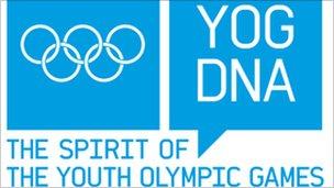 Youth Olympics logo